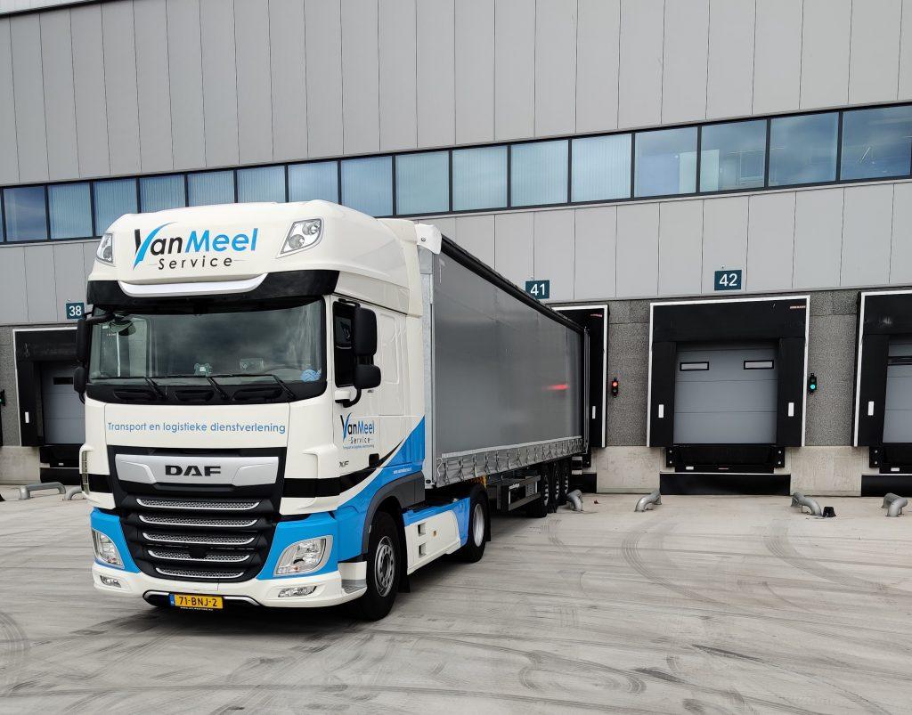 Logistieke bedrijven Breda